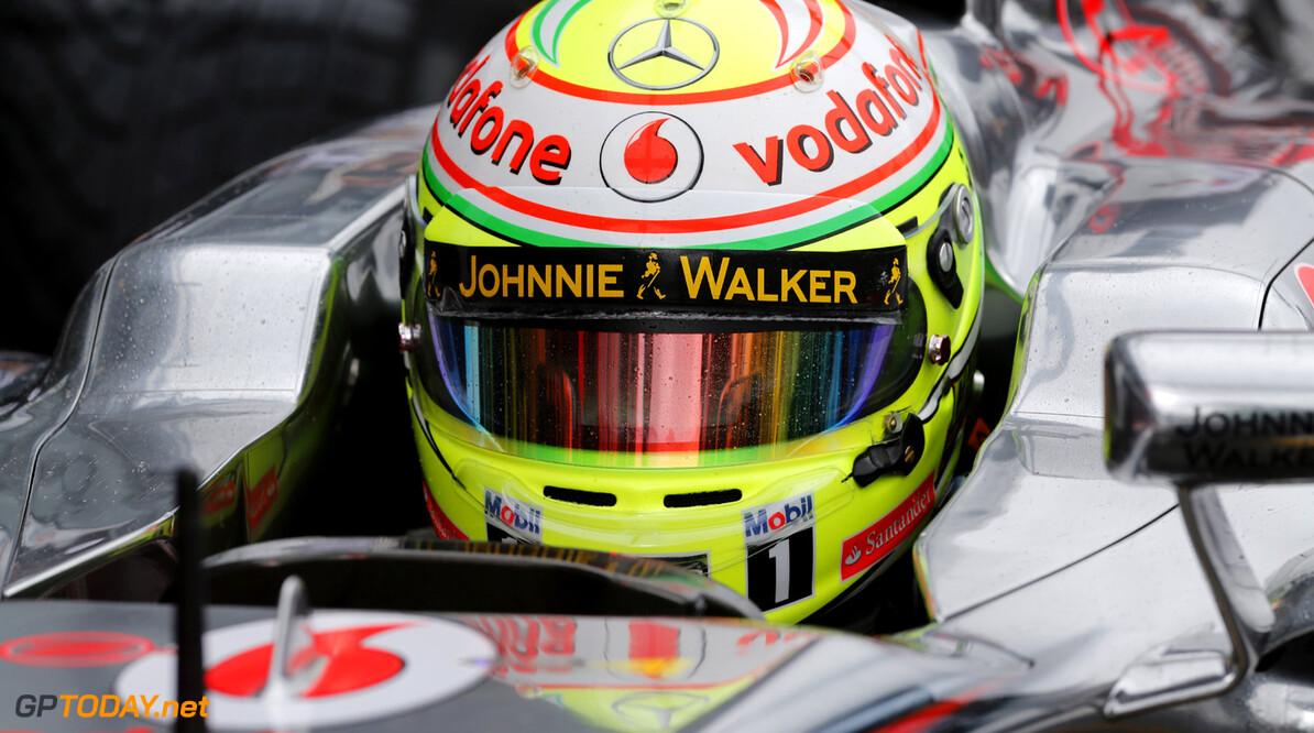 'Force India op het punt om Perez te presenteren'