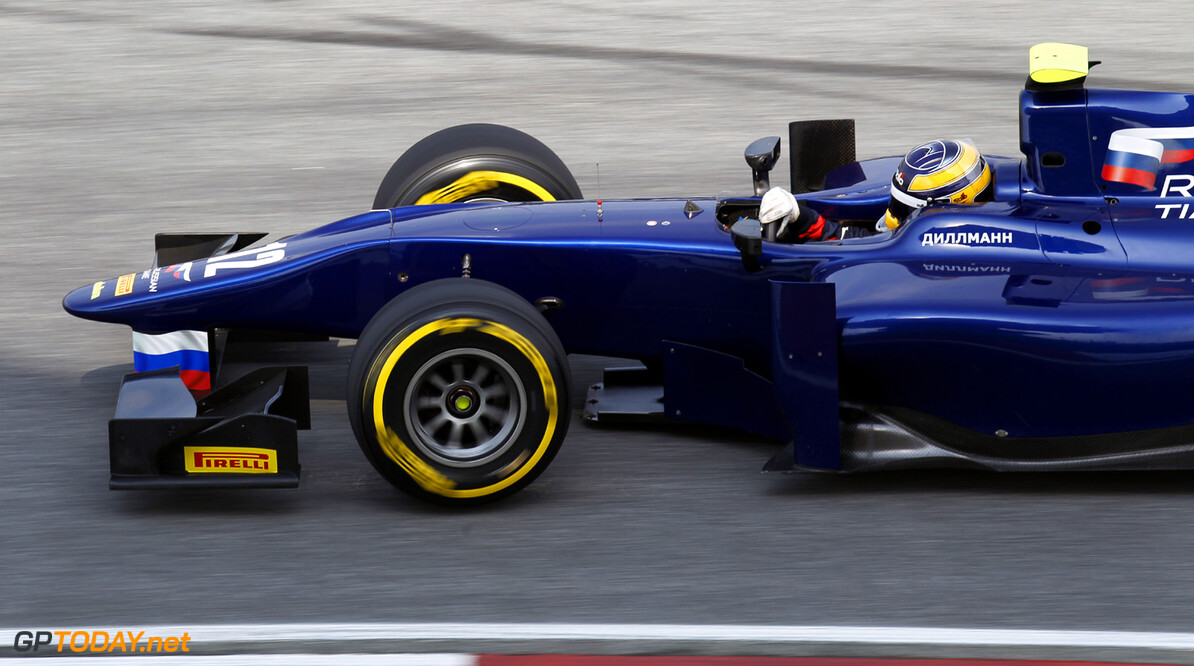 GP2 team Russian Time working closely with Williams