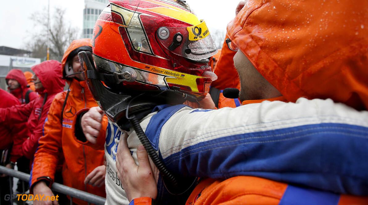 FIA Formula 3 European Championship, round 1, race 2, Monza Parc ferme, 5 Pascal Wehrlein (D, kfzteile24 Muecke Motorsport, Dallara F312 Mercedes), FIA Formula 3 European Championship, round 1, race 2, Monza (I) - 22. - 24. March 2013 FIA Formula 3 European Championship, round 1, race 2, Monza (I) Thomas Suer Monza Italy