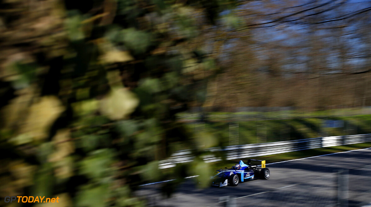 FIA Formula 3 European Championship Monza 18 Dennis van de Laar (NL, Van Amersfoort Racing, Dallara F312 Volkswagen), FIA Formula 3 European Championship Monza (I) - 22. - 24. March 2013 FIA Formula 3 European Championship, round 1 Monza (I) Thomas Suer Monza Italy