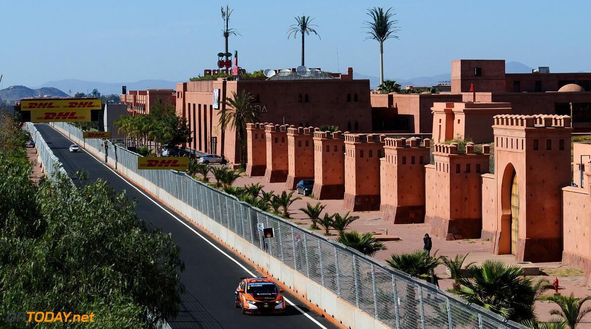 Marrakech toneel voor opening WTCC-seizoen 2014