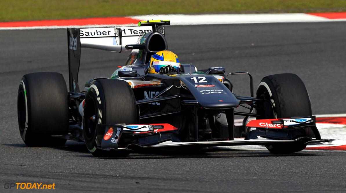 Sauber desperate for new sponsor amid financial crisis