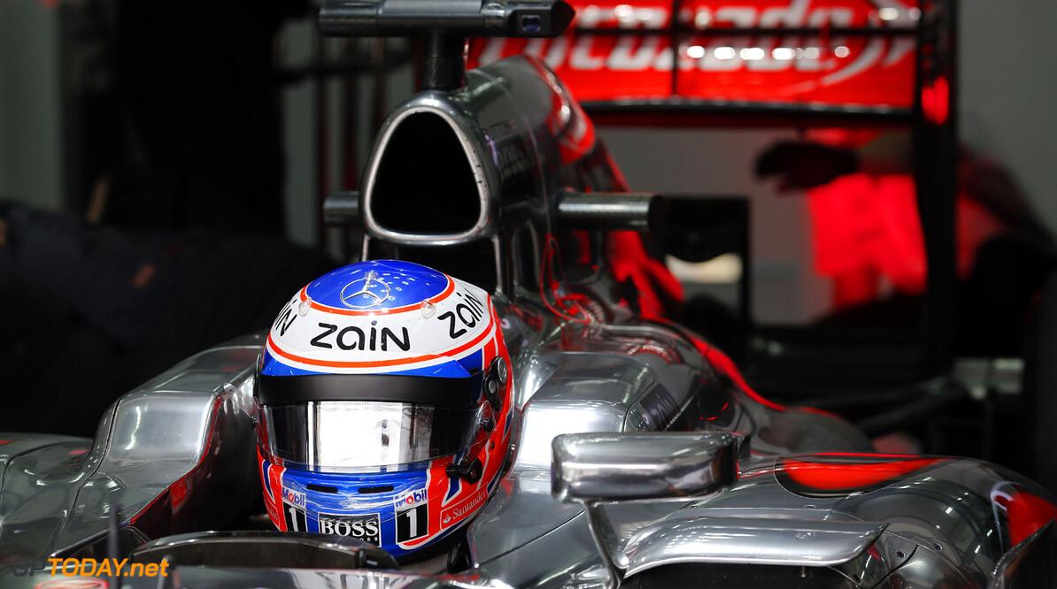 Jenson Button nog zonder contract voor volgend jaar