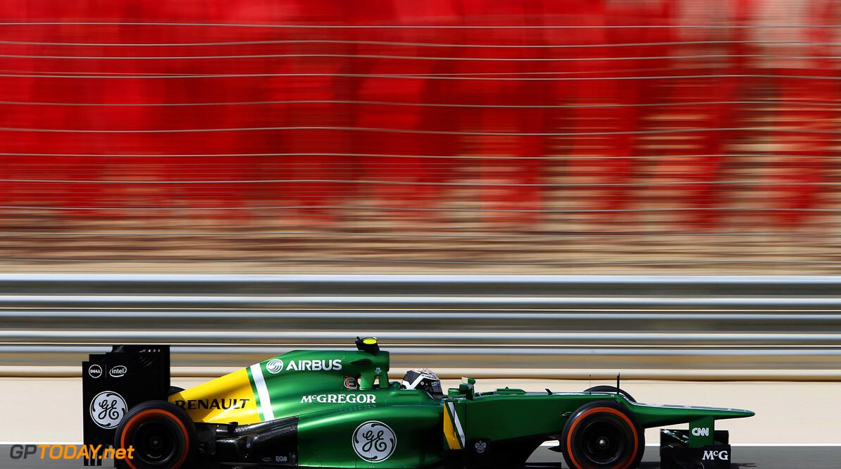 2013 Bahrain Grand Prix - Friday Bahrain International Circuit, Sakhir, Bahrain Friday 19th April 2013 World Copyright: Glenn Dunbar/LAT Photographic ref: Digital Image _89P1239      formula 1 formula one f1 gp apr bic bah
