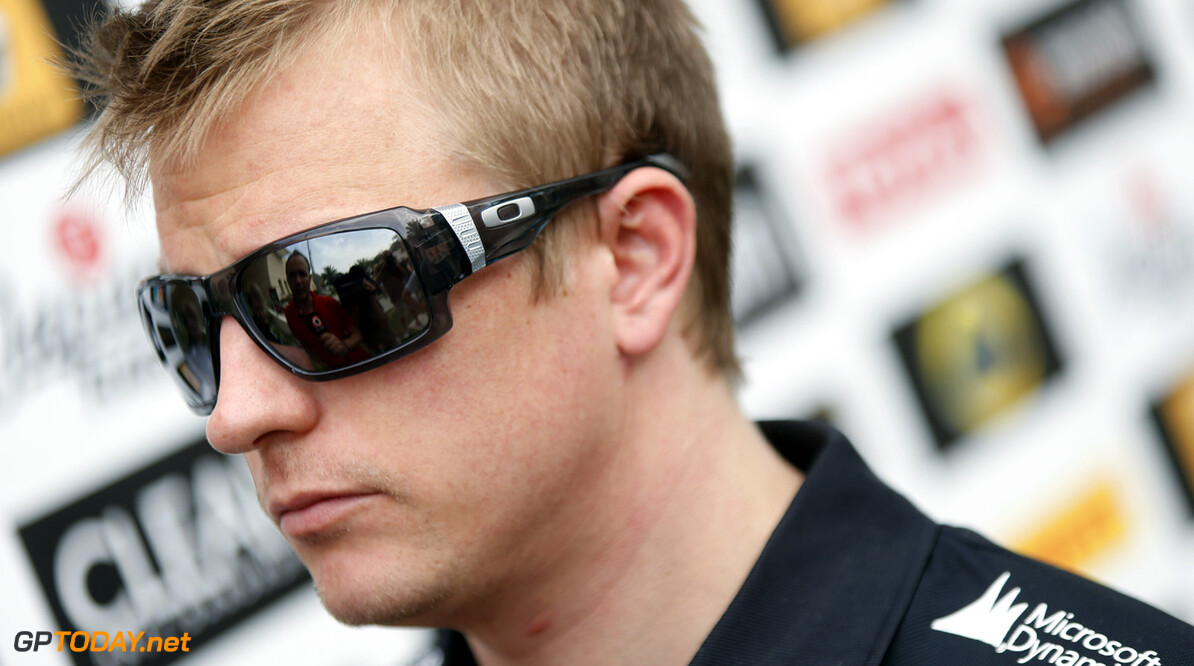 Raikkonen helps GP3 with development test at Barcelona
