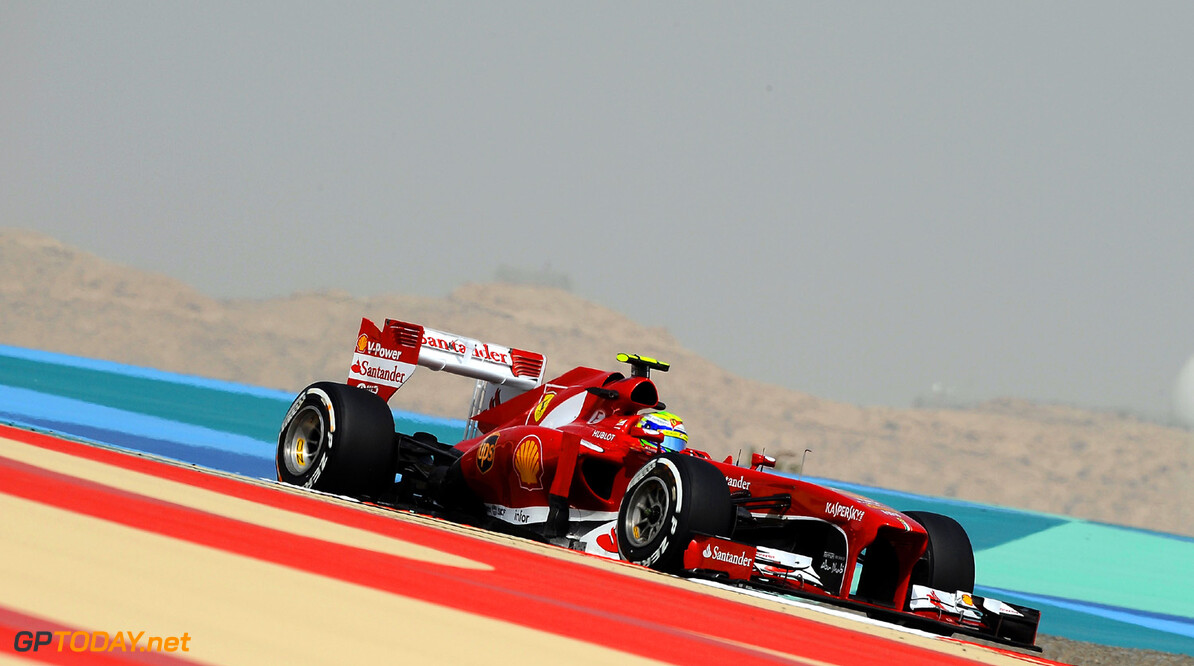 GP BAHRAIN F1/2013  MANAMA (BAHRAIN)  20/04/2013  (C) FOTO STUDIO COLOMBO X FERRARI GP BAHRAIN F1/2013  (C) FOTO STUDIO COLOMBO MANAMA BAHRAIN