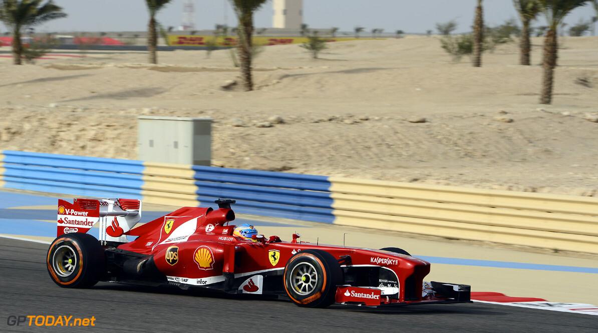 GP BAHRAIN F1/2013  MANAMA (BAHRAIN)  21/04/2013  (C) FOTO STUDIO COLOMBO X FERRARI GP BAHRAIN F1/2013  (C) FOTO STUDIO COLOMBO MANAMA BAHRAIN