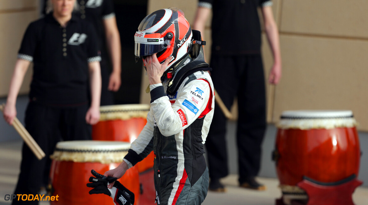 Hulkenberg's weight could dent his chances for McLaren seat