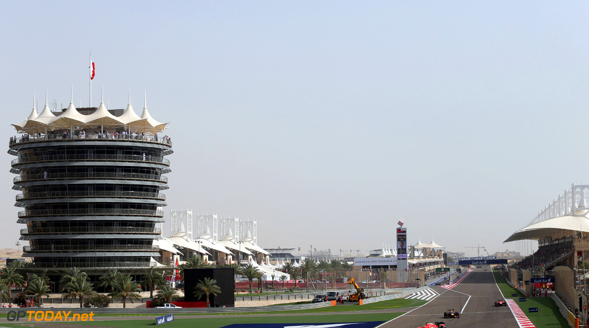 Teams relaxed over extra bezoek aan Bahrein in 2014