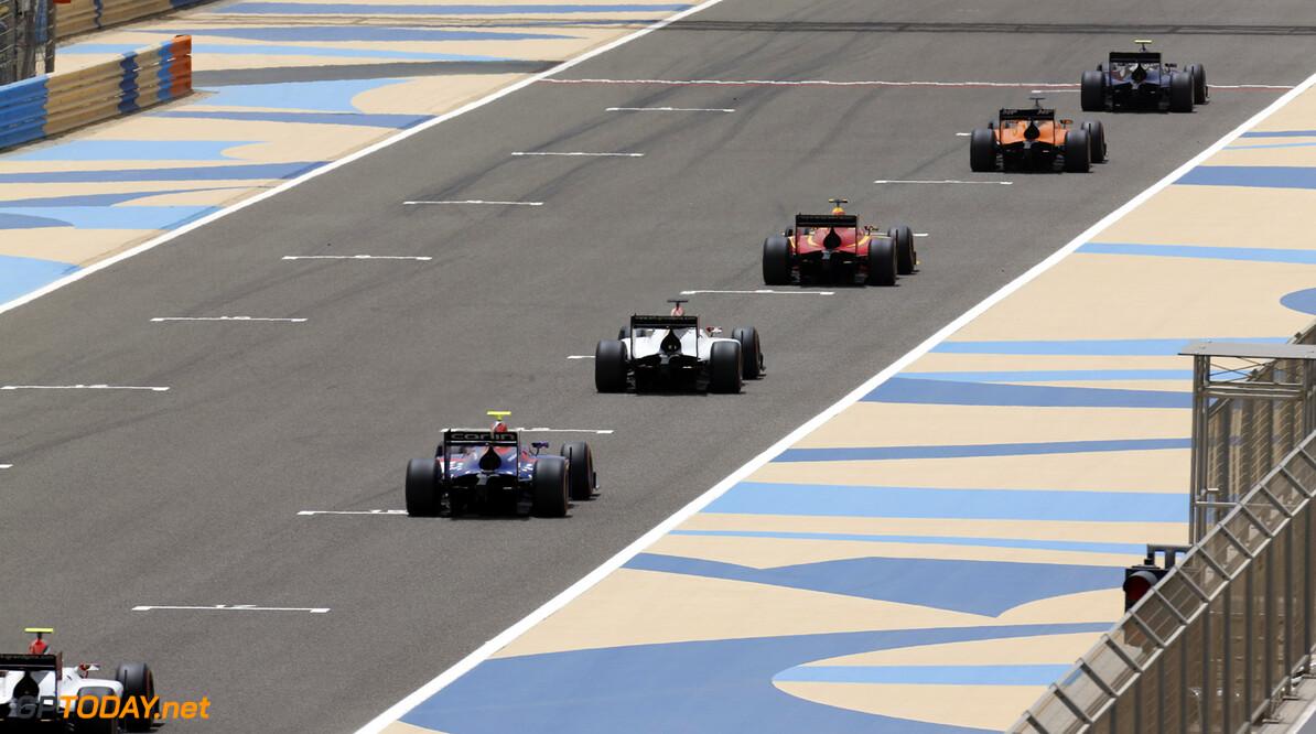 2013 GP2 Series. Round 2.  Bahrain International Circuit, Sakhir, Bahrain. 21st April.  Sunday Race.  Race action.  World Copyright: Alastair Staley/GP2 Series Media Service. Ref: _R6T7531