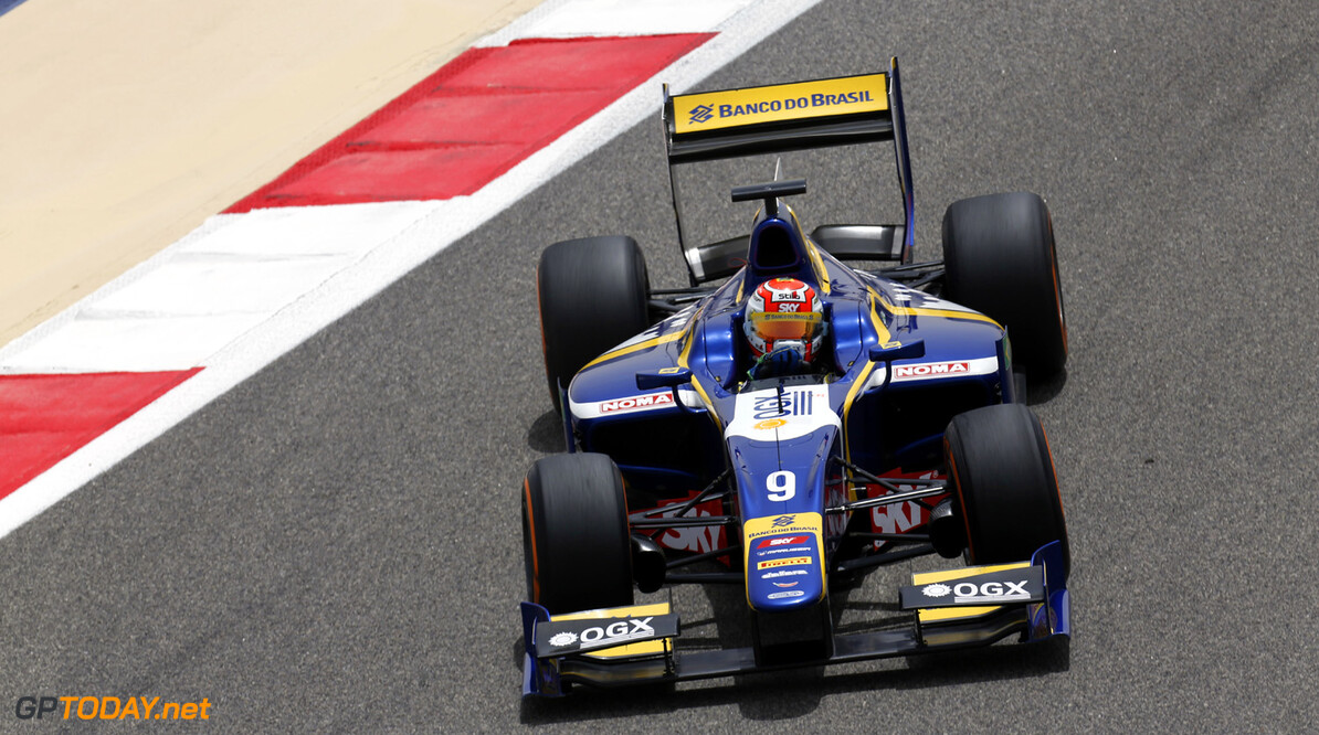 Felipe Nasr cautious about move to Formula 1