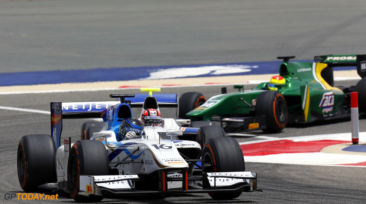 2013 GP2 Series. Round 2.  Bahrain International Circuit, Sakhir, Bahrain. 21st April.  Sunday Race.  Jake Rosenzweig (USA, Barwa Addax Team). Action.  World Copyright: Alastair Staley/GP2 Series Media Service. Ref: _R6T7764
