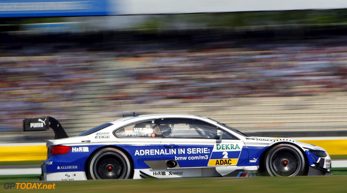 2 Dirk Werner (D), BMW Team Schnitzer, BMW M3 DTM
