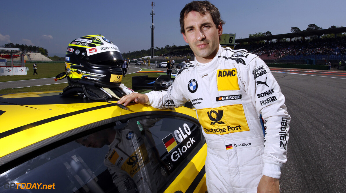 Timo Glock takes lucky first win
