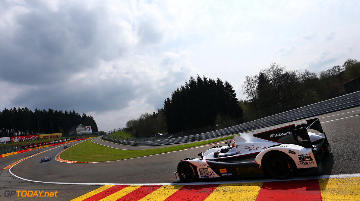 MOTORSPORT - WEC 2013 - WORLD ENDURANCE CHAMPIONSHIP 2013 - 6 HOURS OF SPA FRANCORCHAMPS / 6 HEURES DE SPA FRANCORCHAMPS - BELGIQUE - 02 TO 05/05/2013 - PHOTO FLORENT GOODEN / DPPI - 