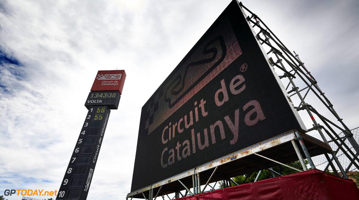 Veranderingen aan bocht 10 op Circuit de Catalunya in beeld