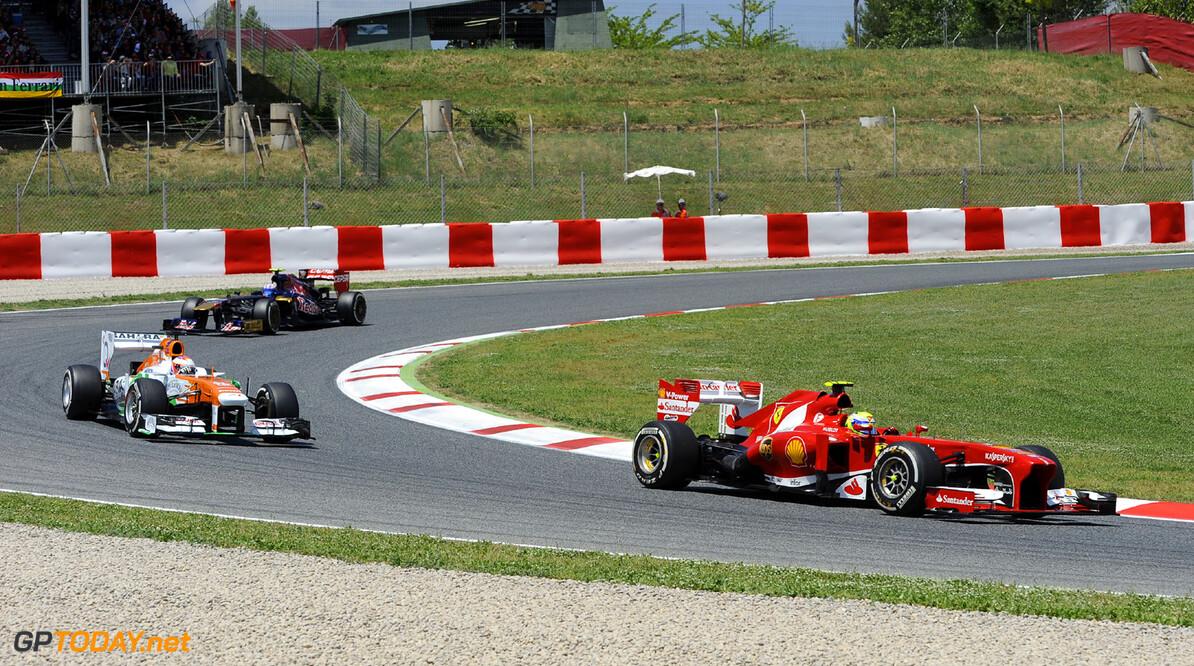 GP SPAGNA F1/2013  BARCELLONA ( SPAGNA )  12/05/2013  (C) FOTO STUDIO COLOMBO X FERRARI GP SPAGNA F1/2013  (C) FOTO STUDIO COLOMBO BARCELLONA   SPAGNA
