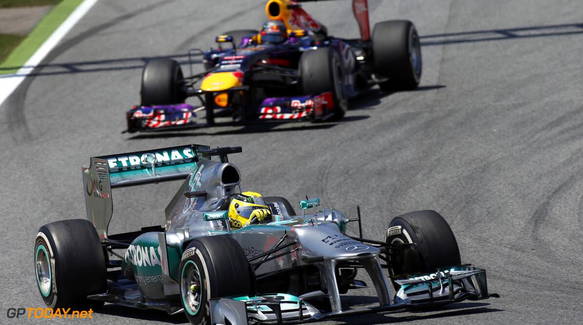 'Red Bull Racing weigerde bandentest uit sportiviteit'