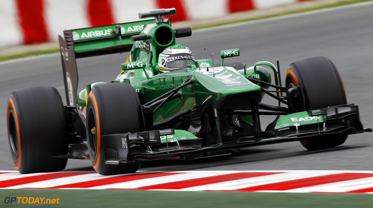 Kovalainen plays down Caterham seat rumours