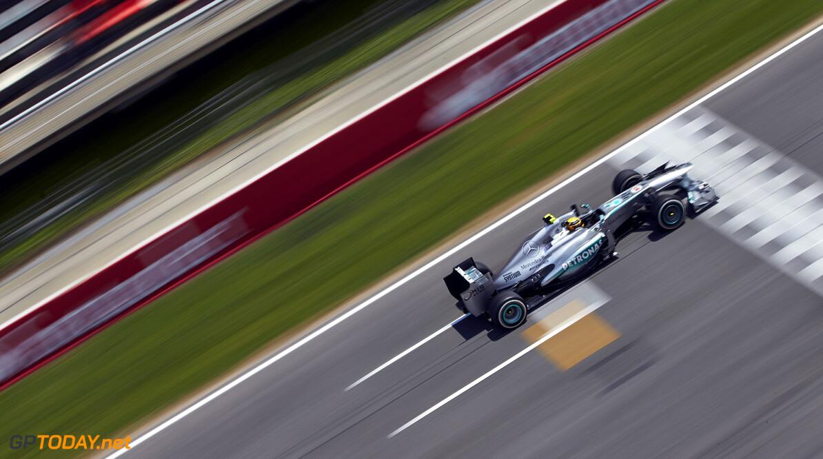 Mercedes durft gewoon weer te testen op Silverstone