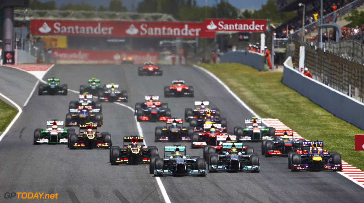 Summer break rare slice of relief for F1's hard workers