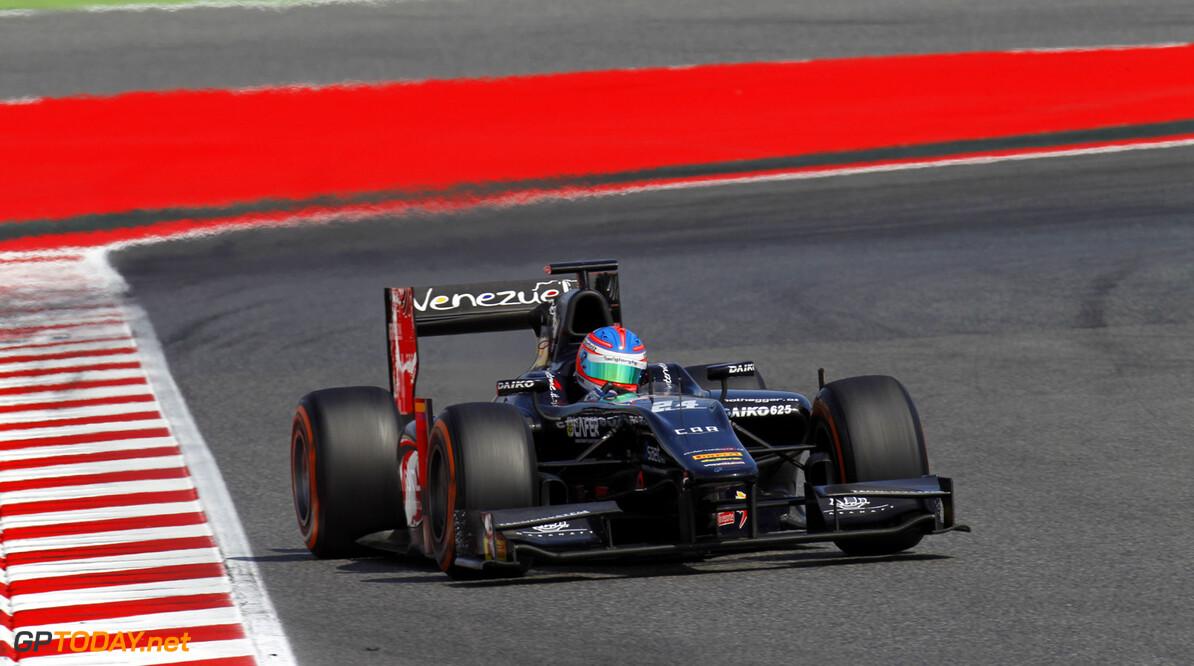 2013 GP2 Series. Round 3.  Circuit de Catalunya, Barcelona Spain. 11th May 2013. Saturday Race. Rene Binder (AUT, Venezuela GP Lazarus). Action.  World Copyright: Alastair Staley/GP2 Series Media Service. Ref: _A8C3201