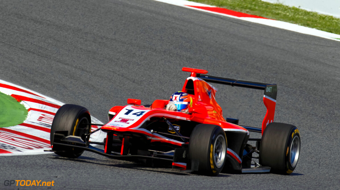 2013 GP3 Series. Round 1. 
