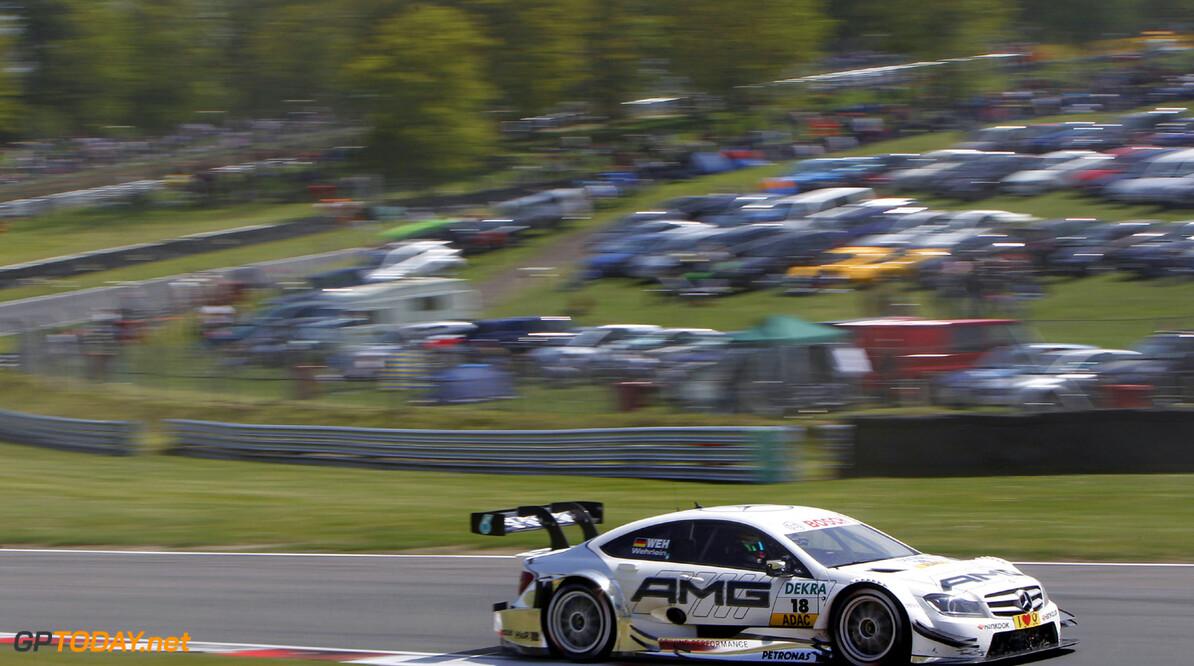 18 Pascal Wehrlein (D), RSC Mucke Motorsport, DTM Mercedes AMG C-Coupe