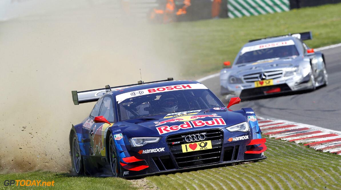 11 Mattias Ekstrom (S), Audi Sport Team Abt Sportsline, Audi RS 5 DTM