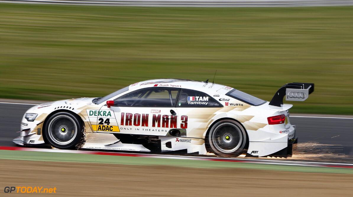 24 Adrien Tambay (F), Audi Sport Team Abt, Audi RS 5 DTM