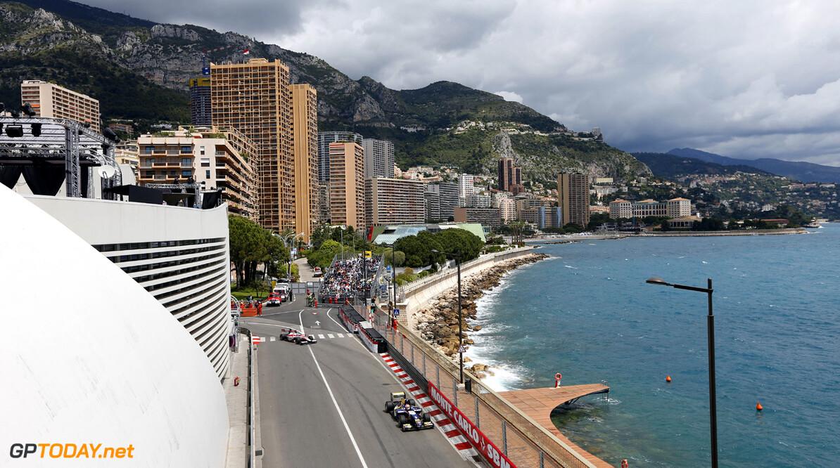 2013 GP2 Series. Round 4.  Monte Carlo, Monaco. 24th May 2013. Friday Race. Felipe Nasr (BRA, Carlin). Action.  World Copyright: Andrew Ferraro/GP2 Series Media Service. Ref: _79P9507