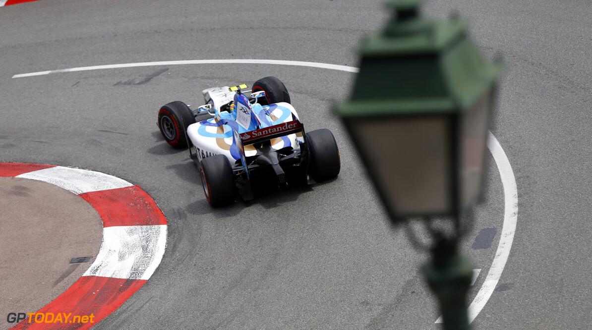 2013 GP2 Series. Round 4.  Monte Carlo, Monaco. 24th May 2013. Friday Race. Rio Haryanto (INA, Barwa Addax Team). Action.  World Copyright: Andrew Ferraro/GP2 Series Media Service. Ref: _79P9584