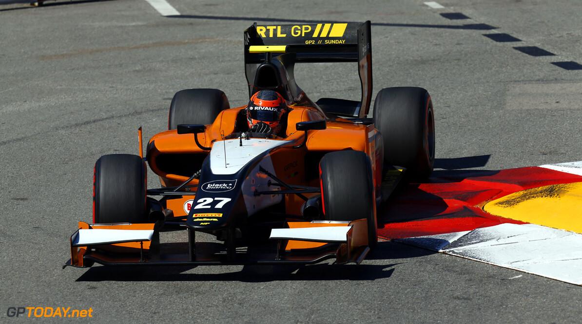 2013 GP2 Series. Round 4.  Monte Carlo, Monaco. 23rd May 2013. Thursday Qualifying. Daniel de Jong (NED, MP Motorsport). Action.  World Copyright: Alastair Staley/GP2 Series Media Service. Ref: _R6T8548