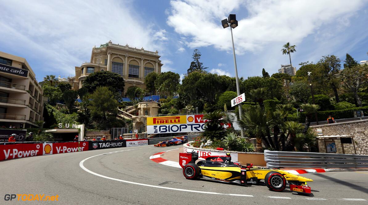 2013 GP2 Series. Round 4.  Monte Carlo, Monaco. 24th May 2013. Friday Race. Stephane Richelmi (MON, Dams). Action.  World Copyright: Andrew Ferraro/GP2 Series Media Service. Ref: _79P9358