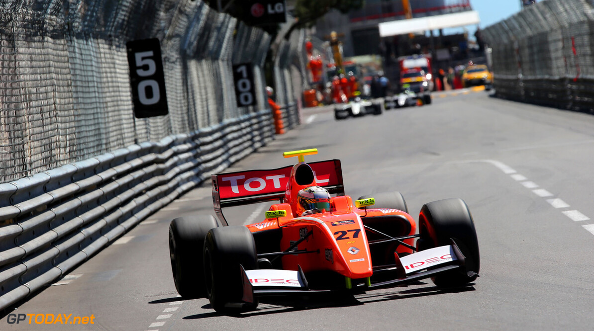 MOTORSPORT - FORMULE RENAULT 3.5 2013 -  GRAND PRIX OF MONACO / GRAND PRIX DE MONACO - MONTE CARLO (MON) - 23 TO 26/05/2013 - PHOTO  ALEXANDRE GUILLAUMOT / DPPI - 27 PIC ARTHUR (FRA) / AV FORMULA / ACTION AUTO - FR 3.5 GRAND PRIX OF MONACO 2013 ALEXANDRE GUILLAUMOT MONACO MONACO  Auto f1 formula 1 Formula One FORMULE 1 FORMULE UN GP Grand Prix Motorsport Sport
