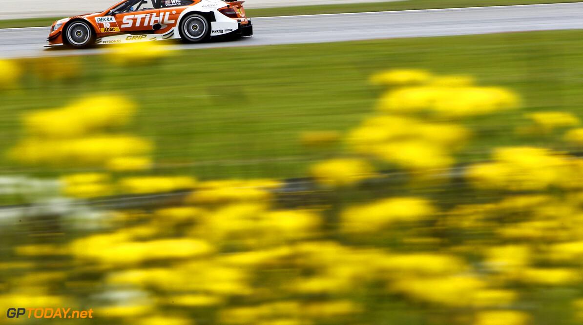 10 Robert Wickens (CDN), HWA, DTM Mercedes AMG C-Coupe