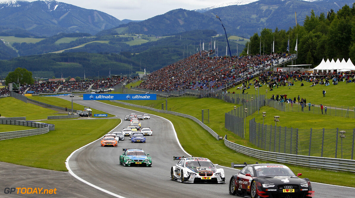 DTM to race at the Red Bull Ring up until 2016