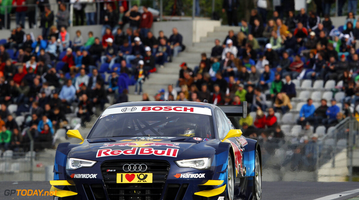 Audi Communications Motorsport Motorsports / DTM 2013, 3. Rennen Red Bull Ring Spielberg (AUT),  Red Bull Audi RS 5 DTM #12 (Audi Sport Team Abt Sportsline), Jamie Green,  *** Local Caption *** Audi Communications Motorsport ### free of charge for press purpose only. If you need pictures for other purposes please contact Audi Communications Motorsport motorsport-media@audi.de Motorsports / DTM 2013, 3. Rennen Red Bull Ring Spielberg (AUT) Audi Communications Motorsport Spielberg Austria  Motorsport - motor sport