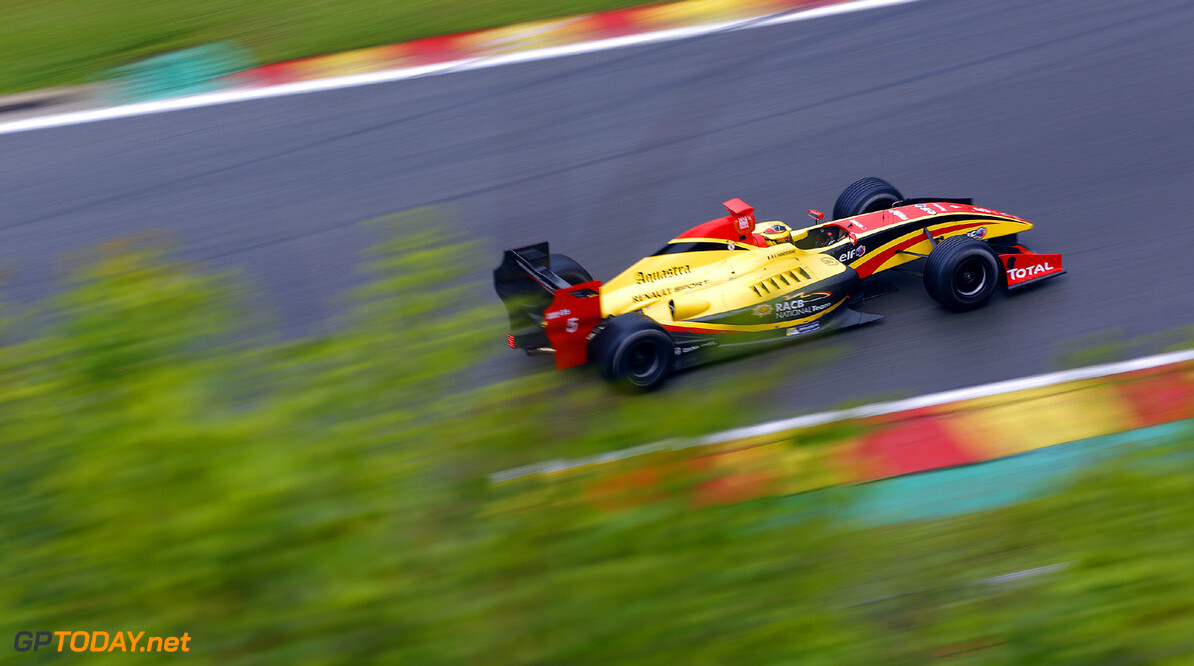 MOTORSPORT - WORLD SERIES BY RENAULT 2013 - SPA FRANCORCHAMPS (BEL) - 31/05 TO 02/06/2013 - PHOTO: FREDERIC LE FLOC'H / DPPI - 