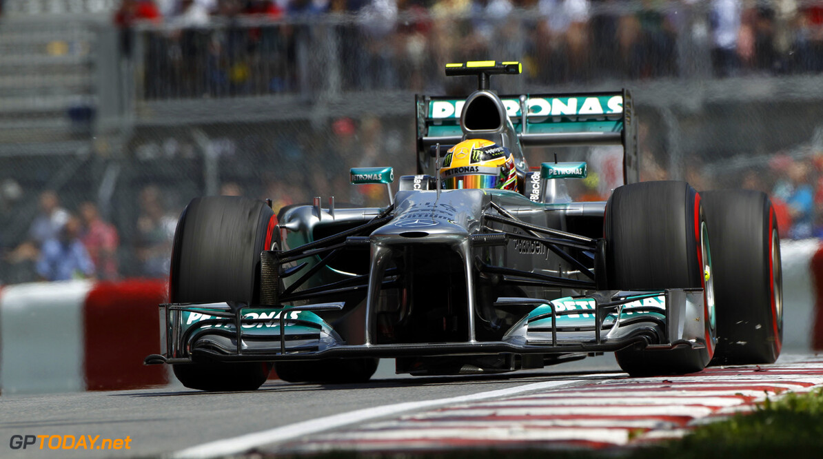 Lowe to attend first Grand Prix for Mercedes at Silverstone