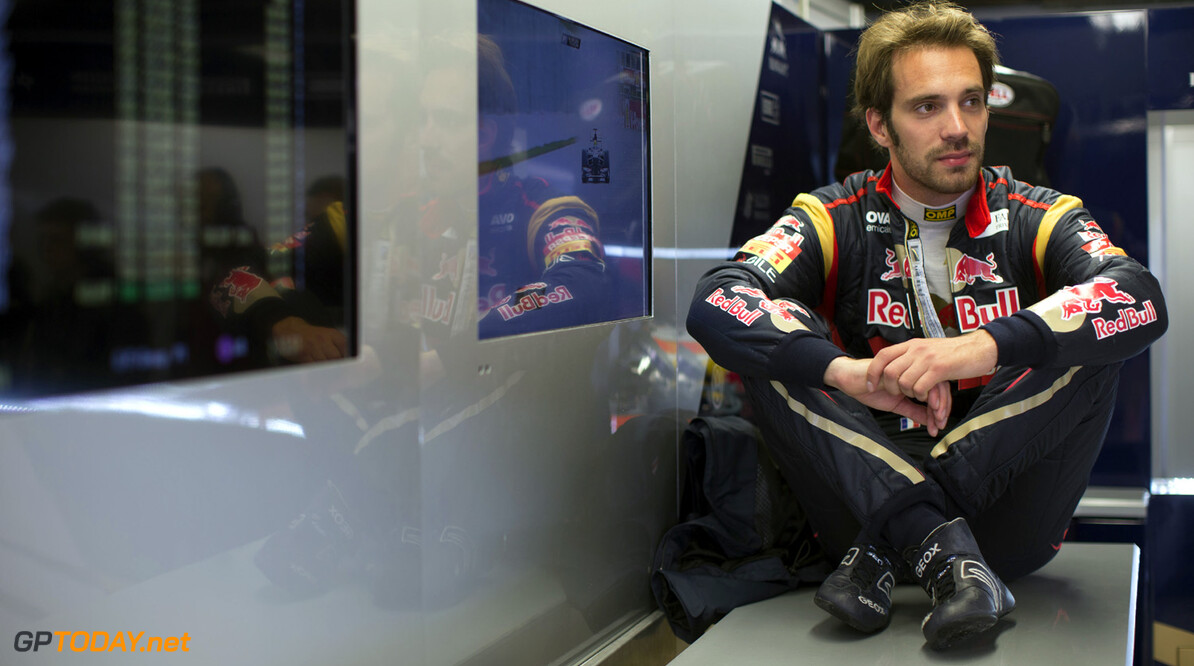 163377346KR00203_Canadian_F MONTREAL, QC - JUNE 07:  Jean-Eric Vergne of France and Scuderia Toro Rosso prepares to drive during practice for the Canadian Formula One Grand Prix at the Circuit Gilles Villeneuve on June 7, 2013 in Montreal, Canada.  (Photo by Peter Fox/Getty Images) *** Local Caption *** Jean-Eric Vergne Canadian F1 Grand Prix - Practice Peter Fox Montreal Canada  Formula One Racing formula 1 Auto Racing Formula 1 Canadian Grand Prix Canadian Formula One Grand Prix Formula One Grand Prix