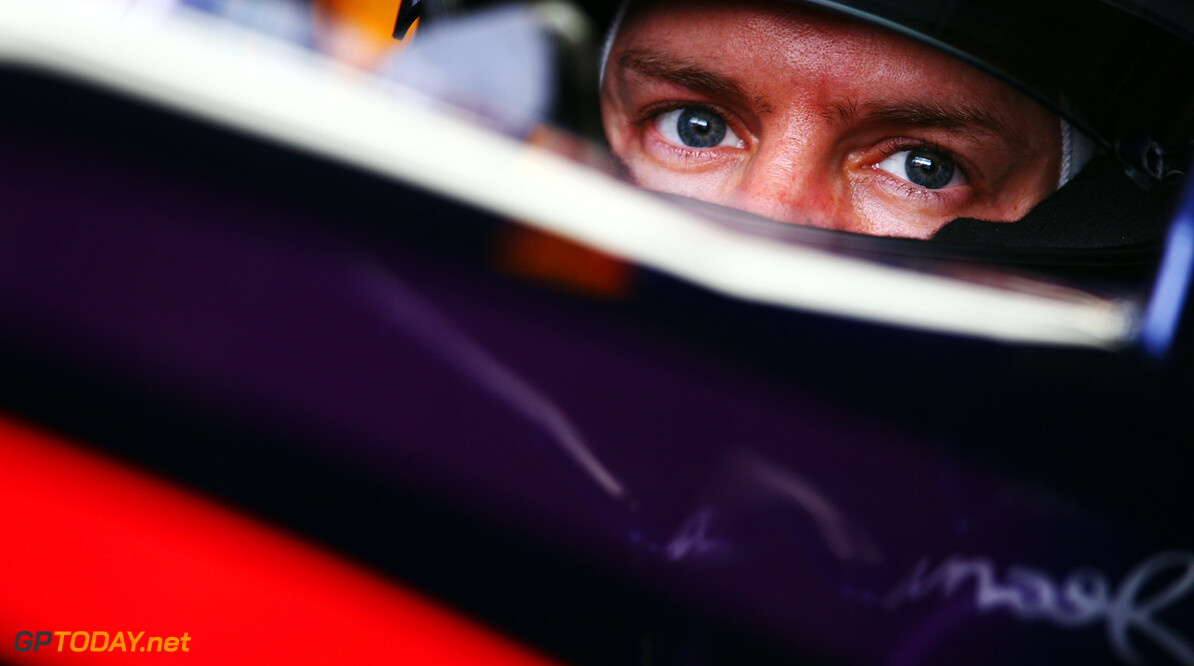 163377346KR00108_Canadian_F MONTREAL, QC - JUNE 07:  Sebastian Vettel of Germany and Infiniti Red Bull Racing prepares to drive during practice for the Canadian Formula One Grand Prix at the Circuit Gilles Villeneuve on June 7, 2013 in Montreal, Canada.  (Photo by Paul Gilham/Getty Images) *** Local Caption *** Sebastian Vettel Canadian F1 Grand Prix - Practice Paul Gilham Montreal Canada  Formula One Racing formula 1 Auto Racing Formula 1 Canadian Grand Prix Canadian Formula One Grand Prix Formula One Grand Prix