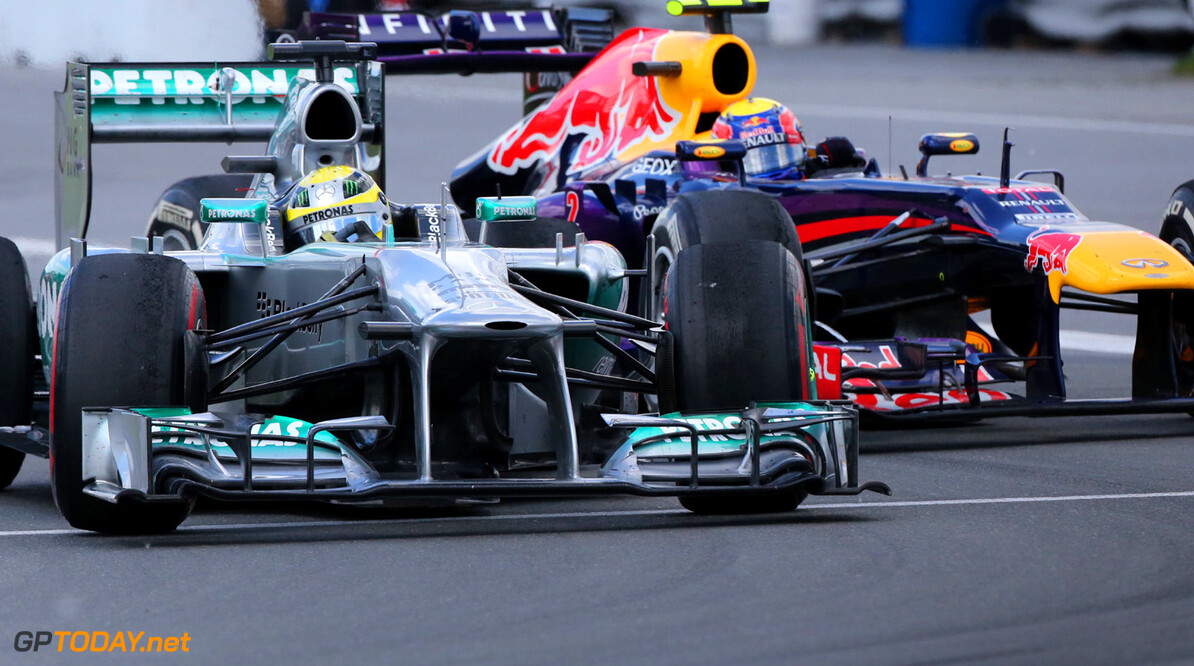 Red Bull Racing wanted $100m fine for Mercedes - report