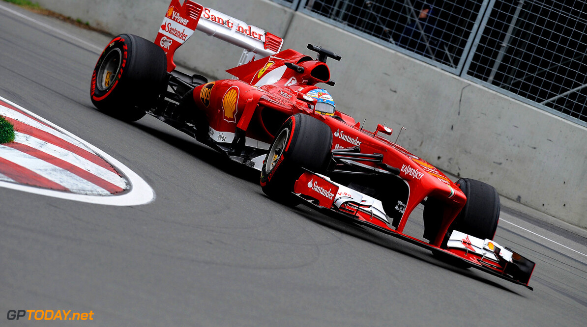 GP CANADA F1/2013  MONTREAL (CANADA) 08/06/2013  (C) FOTO STUDIO COLOMBO X FERRARI GP CANADA F1/2013  (C) FOTO STUDIO COLOMBO MONTREAL  CANADA