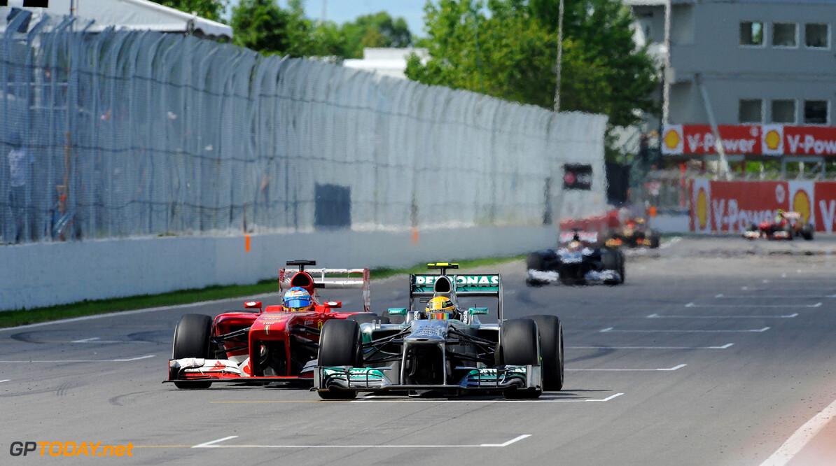 GP CANADA F1/2013  MONTREAL (CANADA) 09/06/2013  (C) FOTO STUDIO COLOMBO X FERRARI GP CANADA F1/2013  (C) FOTO STUDIO COLOMBO MONTREAL  CANADA