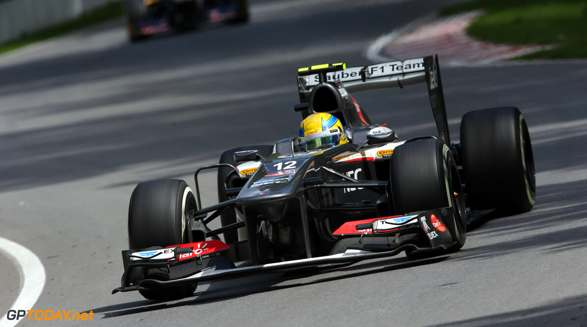 Great Britain 2013 preview quotes: Sauber