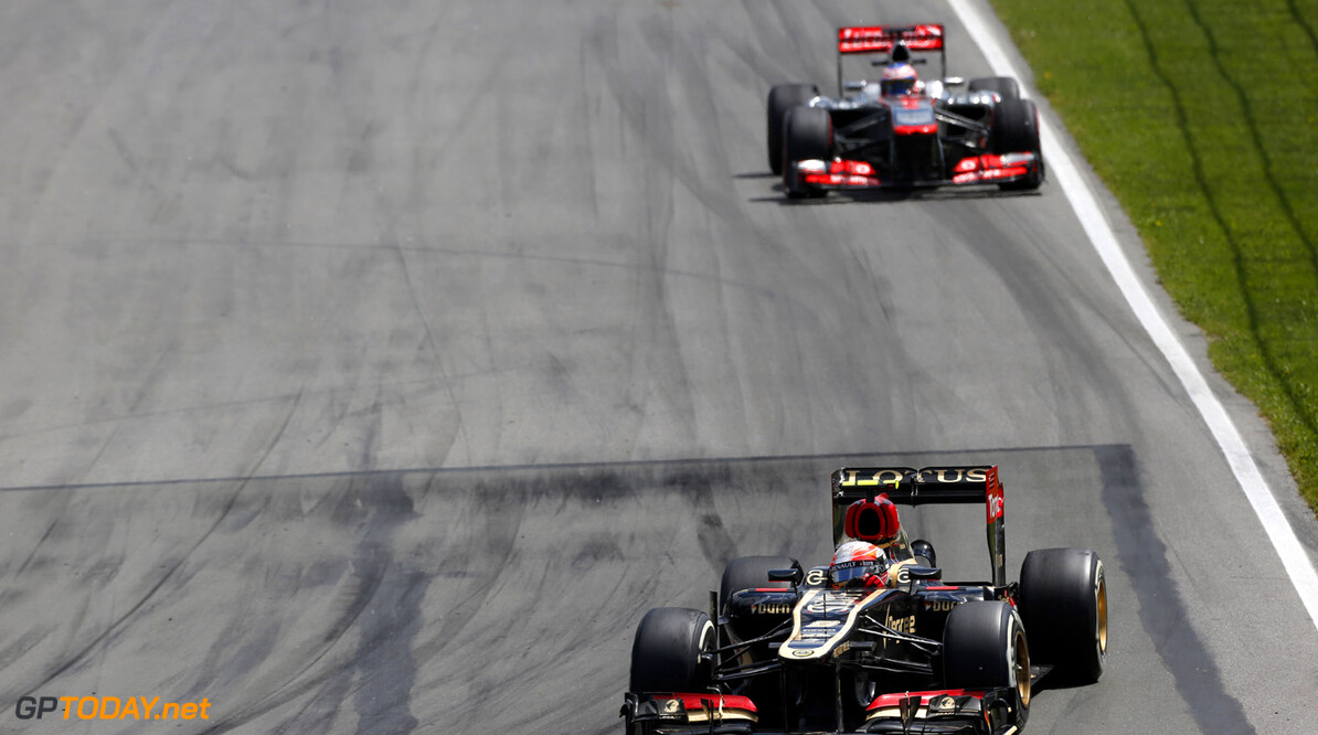 2013 Canadian Grand Prix - Sunday Circuit Gilles Villeneuve, Montreal, Canada 