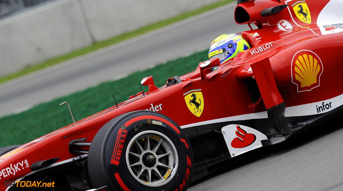 Ferrari weigerde aanbod van Pirelli voor bandentest