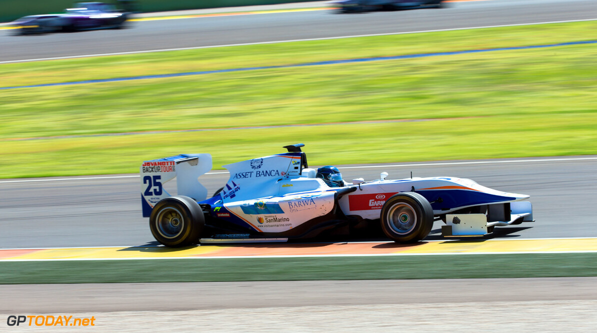 Round 2 - Valencia, Spain