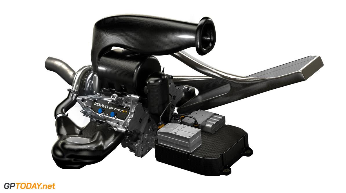 Horner rekent op competitieve V6 turbo van Renault
